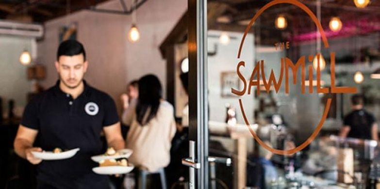 IMG The Sawmill Cannoli with vanilla ricotta