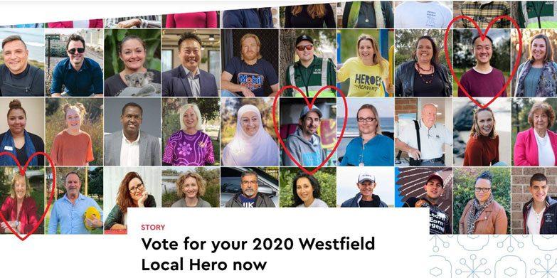Streetwork-Westfield