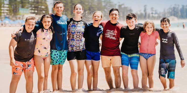 CRU Camps offer a huge range of fun events