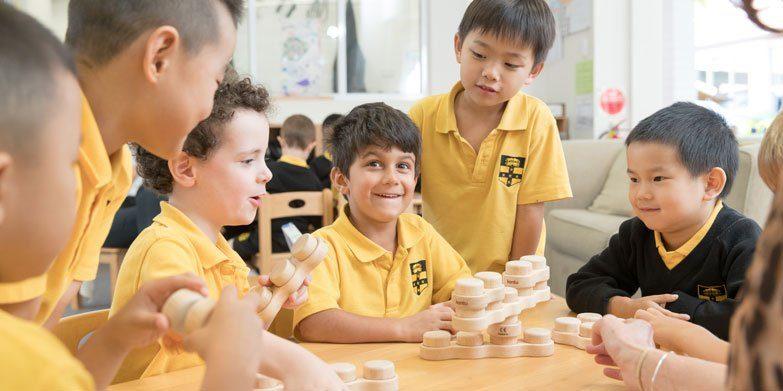 Sydney Grammar St Ives Preparatory School is for boys in Kindy - Year 6