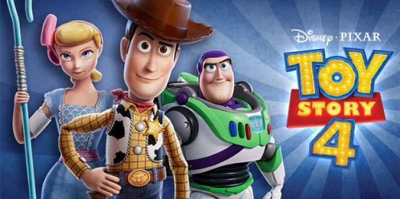 The poster for Toy Story 4