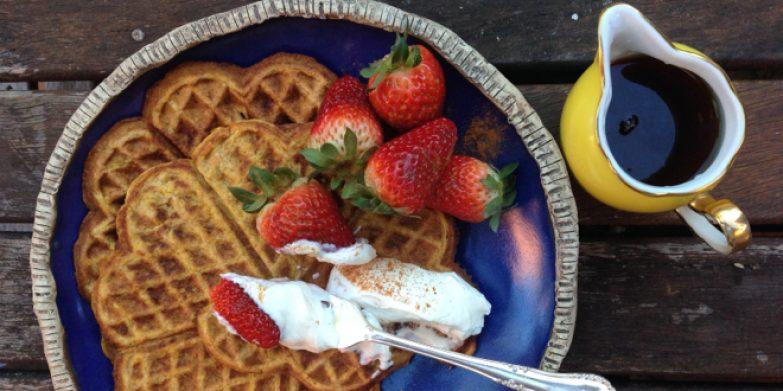 Waffle feature image